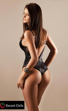 escort girl Vlada new Model escort